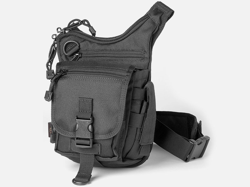 Cargo Urban Concealed Carry Shoulder Bag