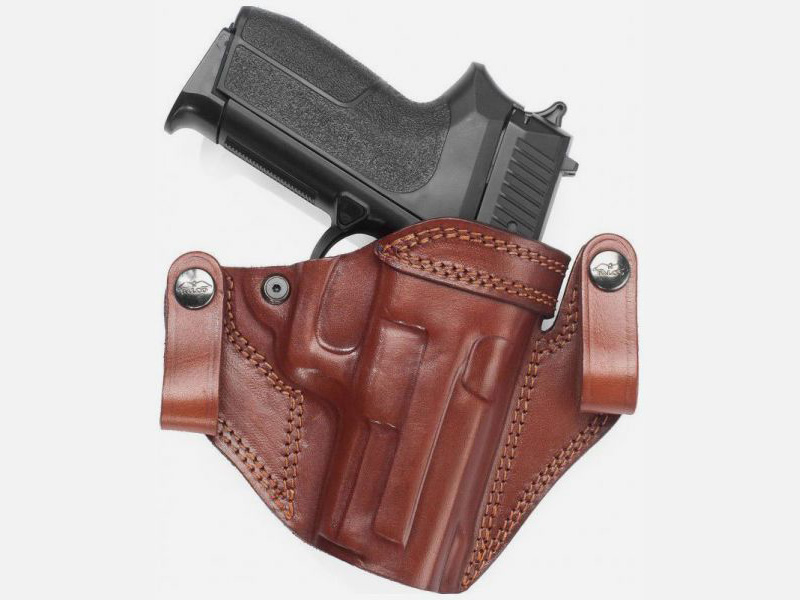 IWB Concealed Carry Holster with Open Muzzle