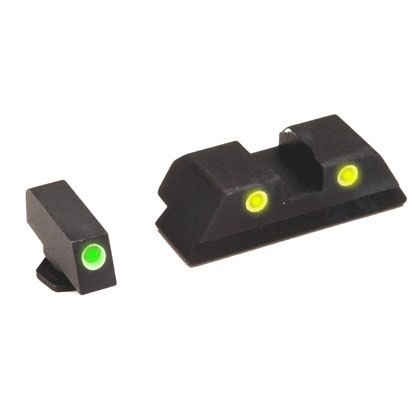 Ruger P85 sights